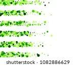 carnival confetti circle...   Shutterstock .eps vector #1082886629