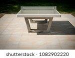 tabletennis outdoor concrete | Shutterstock . vector #1082902220