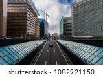 brussels  belgium   02 15 2018  ...   Shutterstock . vector #1082921150