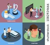 tuberculosis prevention...   Shutterstock .eps vector #1082924666