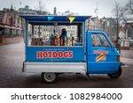 amsterdam   the netherlands  ... | Shutterstock . vector #1082984000