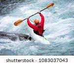 White Water Kayaking On The...