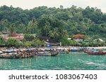 in bangkok  thailand  april 26  ... | Shutterstock . vector #1083067403