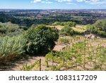 villa d'este tivoli  italy  ... | Shutterstock . vector #1083117209