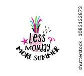 vacay badge. enjoy summer time  ...   Shutterstock .eps vector #1083122873