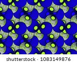 textile fashion african print... | Shutterstock .eps vector #1083149876