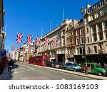 london   may 3  2018  union... | Shutterstock . vector #1083169103