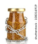 secret ingredient with chain... | Shutterstock . vector #108316919