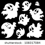 Ghost Theme Image 1   Vector...
