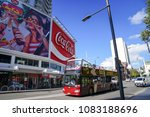 a sydney bus tour  hop on hop... | Shutterstock . vector #1083188696