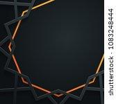 islamic pattern vector...   Shutterstock .eps vector #1083248444