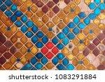 thai art pattern   Shutterstock . vector #1083291884