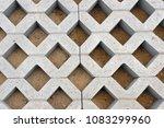 pattern of floor   Shutterstock . vector #1083299960