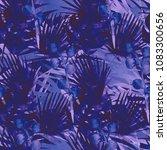 contrast purple pink retro... | Shutterstock . vector #1083300656