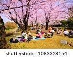 tokyo japan   march 28  2018  ... | Shutterstock . vector #1083328154