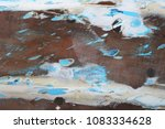 texture of boat   Shutterstock . vector #1083334628
