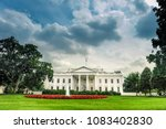 washington d.c. columbia usa  ...   Shutterstock . vector #1083402830