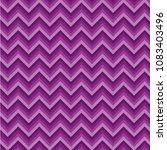 Zigzag Purple Color Background