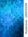 dark blue verticalpolygonal...   Shutterstock . vector #1083425909