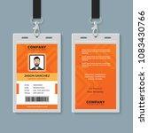 creative multipurpose identity... | Shutterstock .eps vector #1083430766