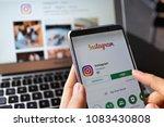 penang  malaysia   april 13...   Shutterstock . vector #1083430808