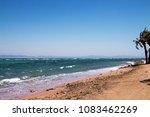 red sea in dahab  sinai  egypt   Shutterstock . vector #1083462269