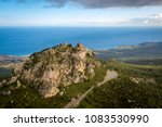 View Of Kantara Castle From The ...