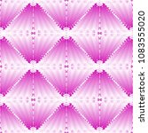 seamless halftone pink abstract ...   Shutterstock .eps vector #1083555020