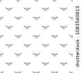 american dream pattern vector... | Shutterstock .eps vector #1083560813