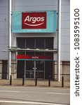 Small photo of May 4th, 2018, Cork, Ireland - Argos store at the Retail Park and Mahon Point Shopping Centre: a British catalogue retailer operating in the United Kingdom and Ireland, and a subsidiary of Sainsbury's