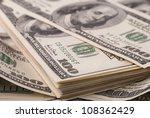 money | Shutterstock . vector #108362429