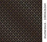 seamless geometric diamond...   Shutterstock .eps vector #1083626264