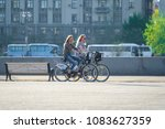 moscow  russia   may  3  2018 ... | Shutterstock . vector #1083627359