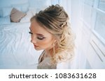 a beautiful and gentle morning...   Shutterstock . vector #1083631628