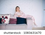 a beautiful and gentle morning...   Shutterstock . vector #1083631670
