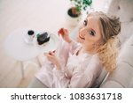 a beautiful and gentle morning...   Shutterstock . vector #1083631718