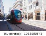 casablanca  morocco   4 may... | Shutterstock . vector #1083650543