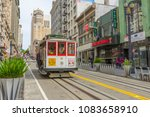 san francisco california  usa   ... | Shutterstock . vector #1083658910