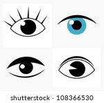 abstract,art,beautiful,beauty,blue,bright,clean,clip,clip-art,collection,design,different,emblem,emotion,eye