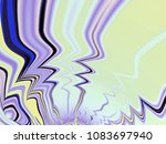 fractal art colorful backdrop... | Shutterstock . vector #1083697940