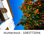 historic and artistic center of ... | Shutterstock . vector #1083772046