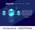 cool concept of digital... | Shutterstock .eps vector #1083785966