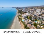 city resort on the coast.... | Shutterstock . vector #1083799928
