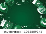 14th of august. pakistan... | Shutterstock .eps vector #1083859343