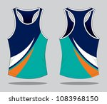 running shirts   tank tops...   Shutterstock .eps vector #1083968150