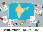 india country growth nation... | Shutterstock .eps vector #1083978164