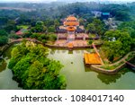 aerial view of vietnam ancient... | Shutterstock . vector #1084017140