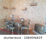 old type home design  qala...   Shutterstock . vector #1084046819