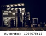 different video making... | Shutterstock . vector #1084075613