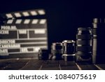 different video making... | Shutterstock . vector #1084075619